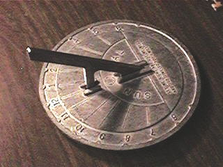 sundial sun clock ancient egypt