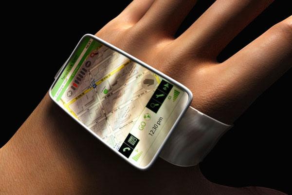 Sidewinder watch phone