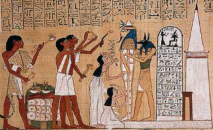 ancients pharaos history