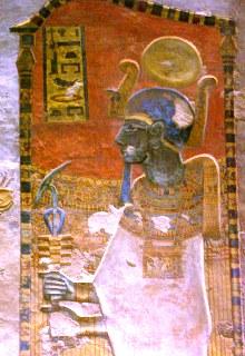 kings valley egypt