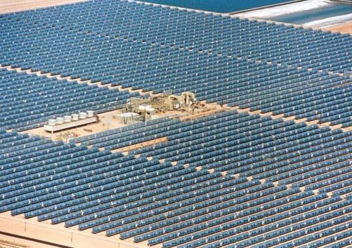 sandia Solar Collectors