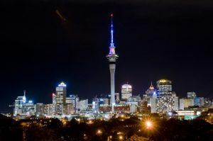 Auckland Sky Tower 300x199